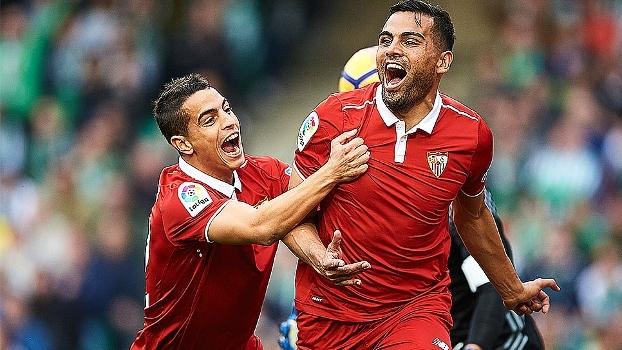Sevilla vence clássico contra Bétis de virada, passa Barcelona na tabela e dorme na vice-liderança