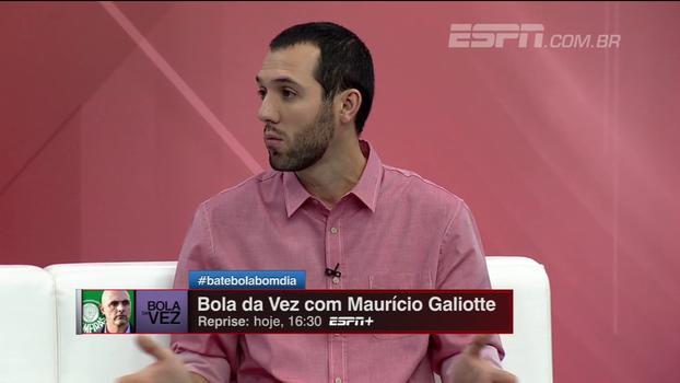 Hofman: ' Se nada mudar, acho muito difícil o Palmeiras ir para a Libertadores'