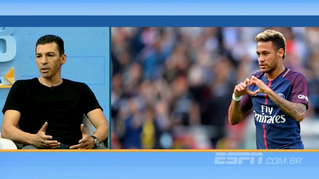 Para Lúcio, PSG na Champions 'tem que mostrar que não é só oba-oba'