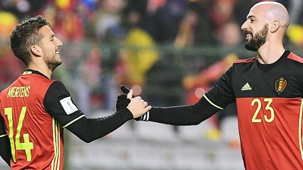 Eliminatórias Europeias: Melhores momentos de Bélgica 8 x 1 Estônia