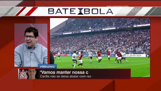 Celso Unzelte vê partida excepcional do Vitória e avalia derrota do Corinthians: 'Vítima do seu próprio veneno'