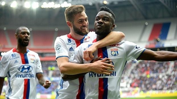 Lyon vence jogaço contra Nantes e fica com a 4ª colocação