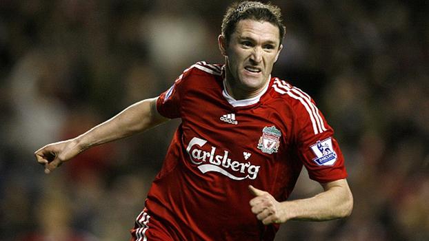 Robbie Keane fez 2 gols, e Liverpool atropelou o West Bromwich em 2008; relembre