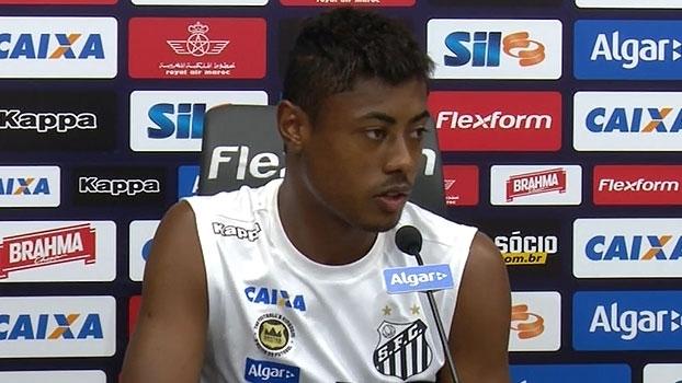 Bruno Henrique pede foco contra o Corinthians com torcida única: 'Tem que encarar como Libertadores fora de casa'