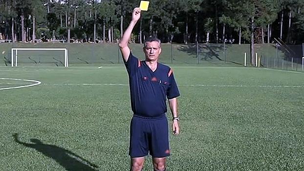Regra 18   os poderes e deveres do árbitro de futebol  748208f13757a