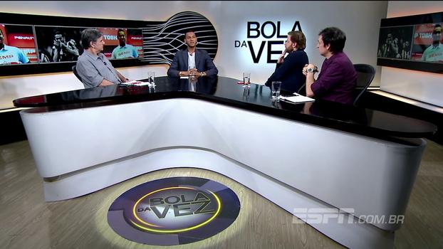 Apesar de curta convivência, Souza enaltece Osorio: 'Meu sonho é voltar a trabalhar com ele'