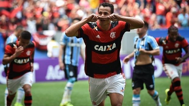 Brasileiro: Gols de Flamengo 2 x 1 Grêmio
