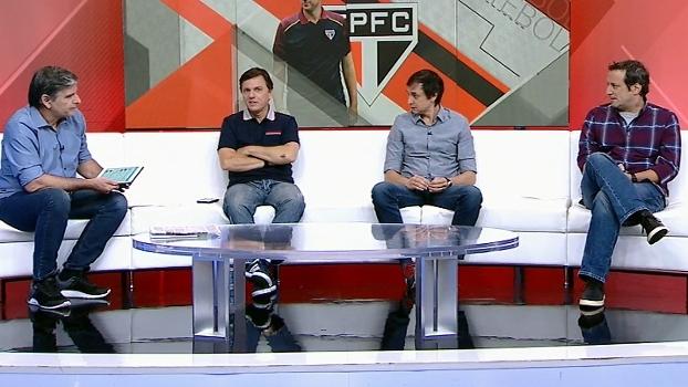 Mauro: 'A expectativa criada em relação ao Rogério Ceni é um pouco exagerada'