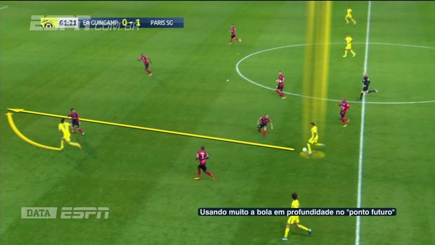 DataESPN: Veja as semelhanças do Neymar do PSG com o da seleção e entenda suas funções