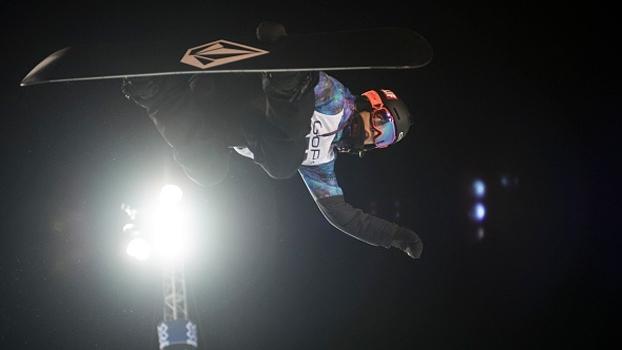 Elena Hight vence sua primeira medalha de X Games no Snowboard Superpipe feminino de Aspen