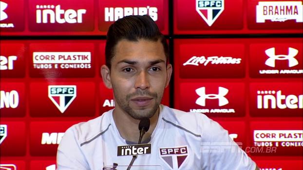 Petros manda recado à gestão do São Paulo e lamenta ascensão tardia: 'Pena que não temos mais 5 jogos'
