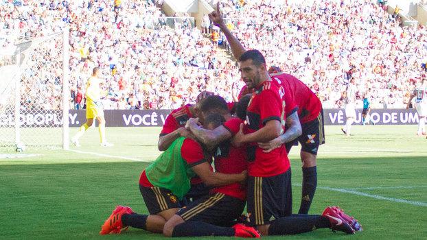 Brasileiro: Gols de Fluminense 1 x 2 Sport