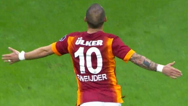 Turco Melhores Momentos De Galatasaray 2 X 0 Fenerbahce Espn