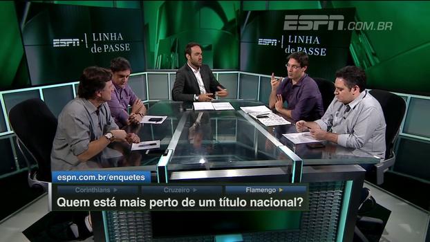 Arnaldo elege 'peculiaridade mais incrível' do Corinthians: 'Talvez seja o melhor visitante de todos os tempos'