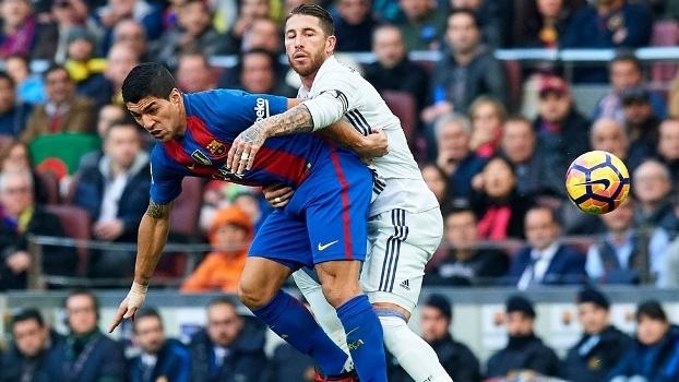 LaLiga: Gols de Barcelona 1 x 1 Real Madrid