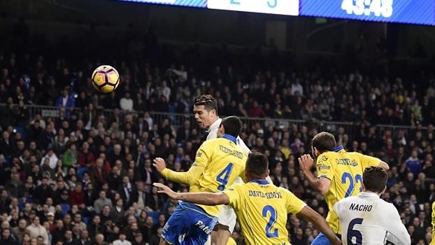 LaLiga: Gols de Real Madrid 3 x 3 Las Palmas