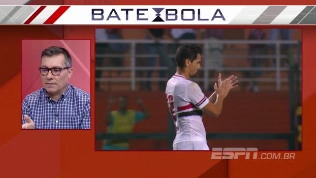 """Paulo Calçade analisa futebol de Ganso: """"Jogador de um toque"""""""