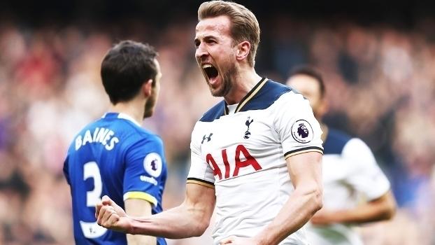 Premier League: Gols de Tottenham 3 x 2 Everton