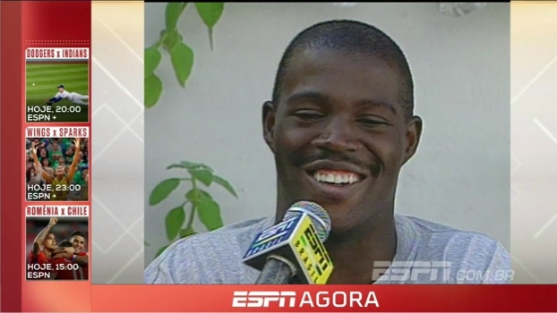 Antes de Vampeta e Roger, conheça o primeiro atleta brasileiro a posar nu para uma revista