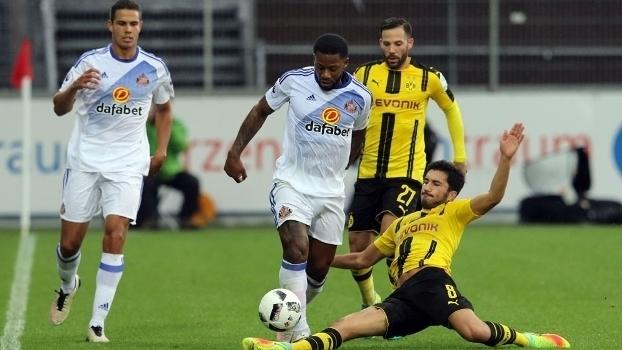 Amistoso: Gols de Borussia Dortmund 1 x 1 Sunderland