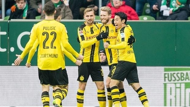 Bundesliga: Gols de Werder Bremen 1 x 2 Borussia Dortmund