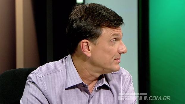 Mauro elogia Ceni: 'Para o bem do futebol brasileiro, seria legal se ele fizesse o São Paulo funcionar'