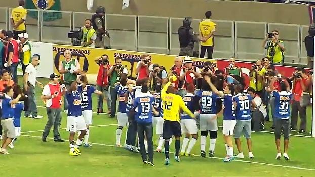 Cruzeiro segurou o Atlético-MG e sagrou-se campeão mineiro em 2014; relembre