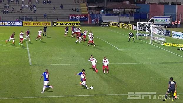 Série B: Gols de Paraná Clube 5 x 3 CRB
