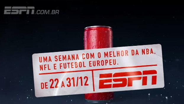 Premier League, NBA no Natal e Ano Novo na NFL: Super Week traz o melhor do esporte em transmissões exclusivas dos canais ESPN