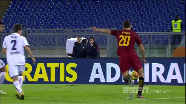 Veja os melhores momentos de Roma 2 x 0 Bologna