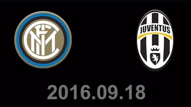 88a9107250939 Domingo tem Internazionale x Juventus