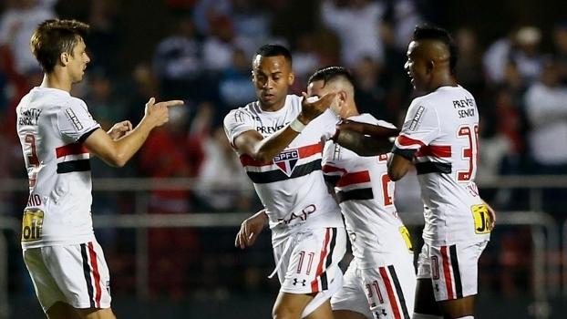 Brasileiro: Gol de São Paulo 1 x 0 Cruzeiro