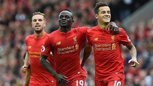 Crucial para a vitória do Liverpool, Philippe Coutinho é eleito jogador da rodada na Premier League