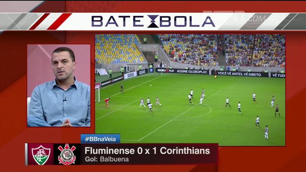 Para Zé Elias, Corinthians não fez bom jogo tecnicamente, mas jogadores mostraram concentração: 'Futebol do time é muito objetivo'