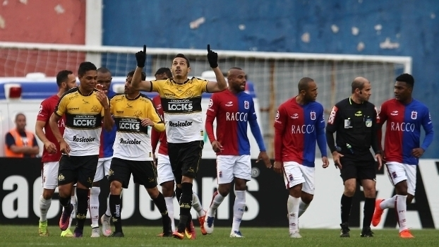 Série B: Gols de Paraná Clube 1 x 2 Criciúma