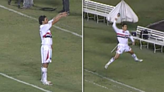 Com grandes atuações de Alex Dias e Ricardo Oliveira, São Paulo goleou Palmeiras há 10 anos