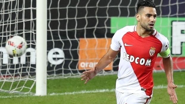 Francês: Gols de Monaco 6 x 0 Nancy