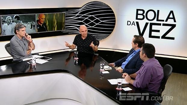 Valdir Espinosa lembra papo com jogadores do Grêmio antes da prorrogação do Mundial