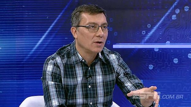 Calçade: 'Trabalho de Gareca é visível mas ainda pouco para o Palmeiras'