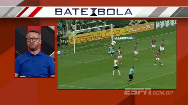 Mauricio Barros elogia Camacho: 'De repente, pode ser uma surpresa, como foi o Moisés no Palmeiras'