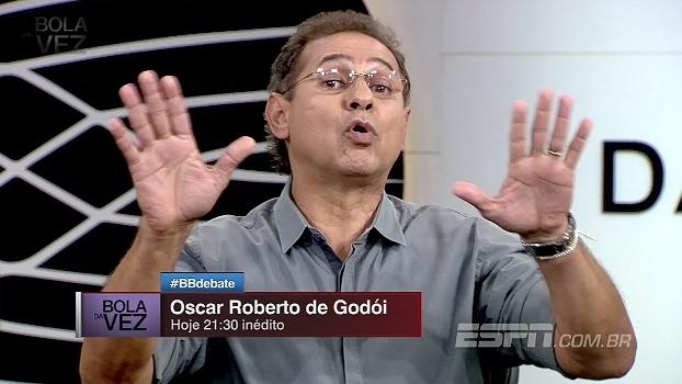 Godoi, ex-árbitro, não vê novidade no fair play de Rodrigo Caio e detona juízes de hoje: 'Muito bundão'