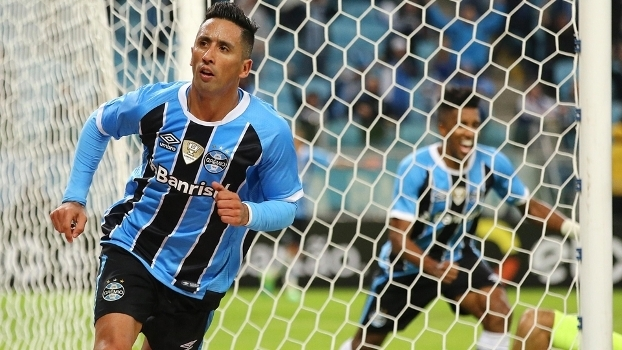 Copa do Brasil: Gols de Grêmio 3 x 1 Fluminense