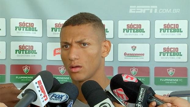 Richarlison espera dificuldade na semi contra o Madureira