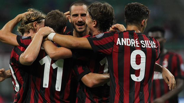 Assista aos melhores momentos da vitória do Milan sobre o Shkëndija por 6 a 0!