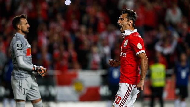 Assista aos melhores momentos da vitória do Benfica sobre o Portimonense por 2 a 1!