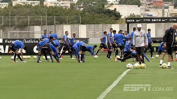 Corinthians mais próximo do 'verde' é destaque nesta quinta-feira