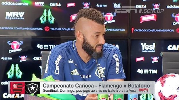 Muralha garante Flamengo preparado para buscar títulos em 2017: 'Mentalmente e fisicamente'
