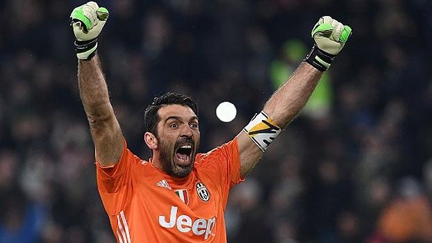 Buffon como vinho: a experiência de um dos maiores da história foi crucial em mais um título da Juve