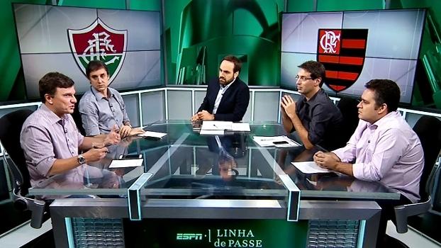 Mauro critica fase de Muralha e sugere o jovem goleiro Thiago no Fla-Flu