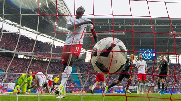 Três gols no fim, 5 a 4 e virada espírita: relembre o incrível Bayern e RB Leipzig da última temporada